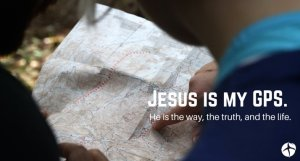 Jesus-is-my-GPS