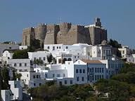 patmos-fortress